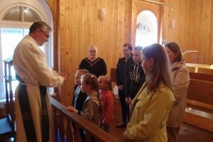 Pühapäevakool alustas sügisel uue hooga