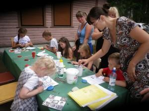 Pühapäevkool Narva-Jõesuu päevadel